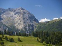 Mountains in summer Stock Photos