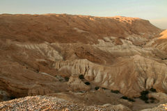 Mountains surrounding the Dead Sea,Yehuda Desert,Israel Stock Photo