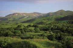 The mountains in Syunik Province (Armenia) Stock Photo