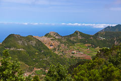 Mountains in Tenerife island - Canary Stock Images