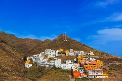 Mountains in Tenerife island - Canary Royalty Free Stock Photos