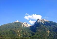 Mountains in Tirol Stock Photos