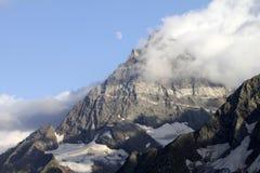 The mountains. The top Bellalakaya, Dombay, Caucasus Stock Photo