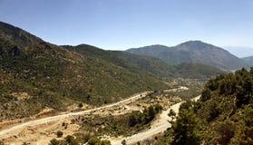 Mountains in Turkey Royalty Free Stock Photos