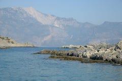 Mountains in Turkey Royalty Free Stock Photo