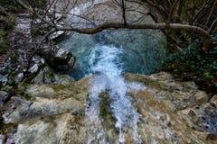The mountains of Tuscany, paradise is next XXXX Stock Photo