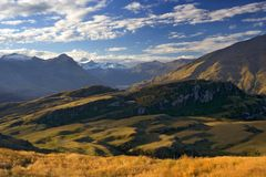 Mountains View Stock Images