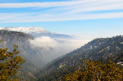 Mountains View, California, US Royalty Free Stock Images