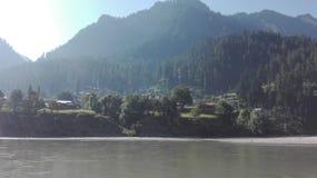Neelum River Royalty Free Stock Photos
