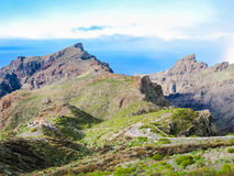 Tenerife west coast Royalty Free Stock Photography