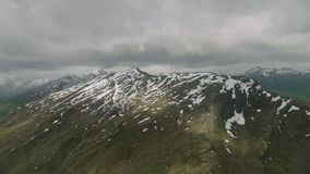 Mountains at West Norway. Mountains area at West Norway stock video