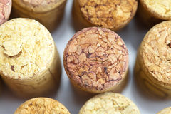 Mountains of wine corks Stock Photography