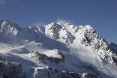 The mountains Stock Photo
