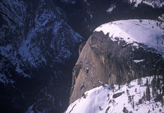 Mountains, Yosemite, California Royalty Free Stock Photos