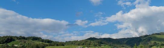 Mountainscape Stock Foto's