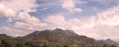 Mountainscape 图库摄影