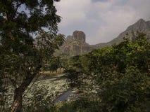 Mountainscape 库存图片