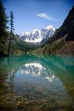 Mountainsee Lizenzfreie Stockfotografie