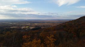mountainside Стоковое фото RF