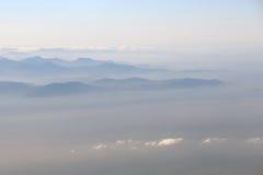 Mountaintops Stock Photos