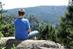 Mountainview Lizenzfreie Stockbilder