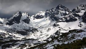 Mountais de Tatry Fotos de archivo