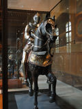 Mounted Knight Royalty Free Stock Photos