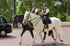 Mounted Police London Stock Photos
