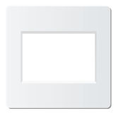 Mounted slide. Slide frame for 35mm format, vector is available Royalty Free Stock Photos