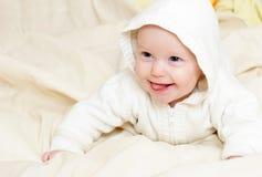 mounth de quatre enfants en bas âge Photographie stock libre de droits