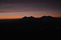 Mounth Salak Стоковые Фотографии RF