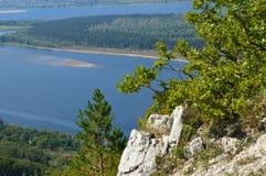 Mounth y agua Imagen de archivo