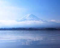 Mountian Fuji in Japan Stock Images