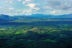 Mountian landschap Royalty-vrije Stock Foto