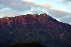 Mountian område för höst Royaltyfria Foton