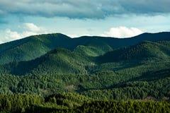 Mountian pasmo fotografia royalty free