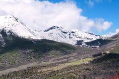 Mountian scenery Stock Photo