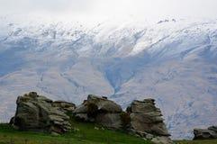 Mountian sikt Royaltyfri Bild