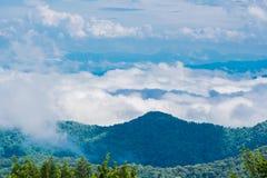 Mountian view Royalty Free Stock Photos