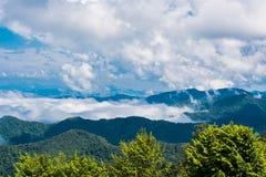 Mountian view Stock Photos