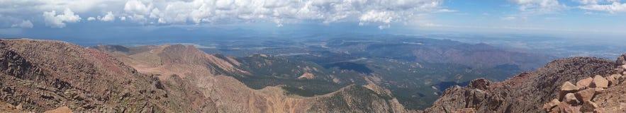 Mountians Fotografia Stock Libera da Diritti