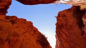 Mountians di Morrocan Fotografia Stock Libera da Diritti