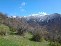 Mountine de Butiful en Armenia Lorri Foto de archivo libre de regalías