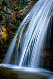 Mounting waterfall Royalty Free Stock Photography