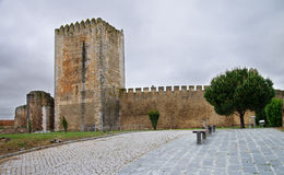 Moura Castle Royalty Free Stock Photo