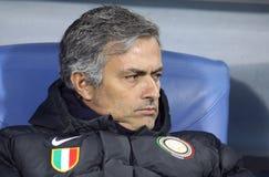 mourinho του Jose Στοκ Εικόνα