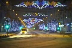 mourmansk Images libres de droits