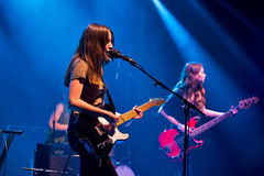 Mourn (band) performs at Apolo venue Stock Image