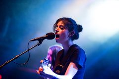 Mourn band performs at Apolo venue Stock Photography
