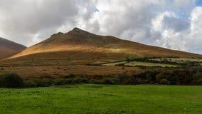 Mourne berg, län ner som är nordliga - Irland Arkivfoto
